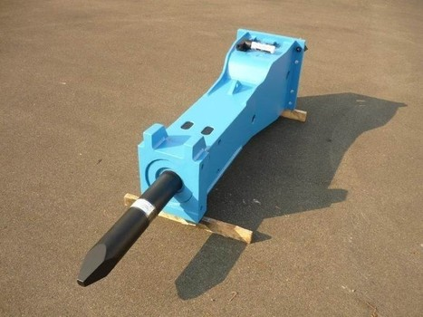 Hydraulic Breaker Manufacturers | Shandong Wins