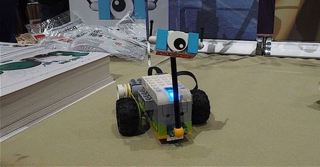 LEGO's little bot teaches kids about science and coding | Mr. Frerichs's EdTech | Scoop.it