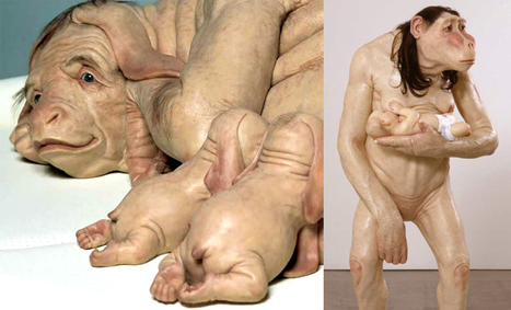 The Most Controversial Art Sculptures by Patricia Piccinini - 30 Sculptures   Visual Culture and Communication   Scoop.it