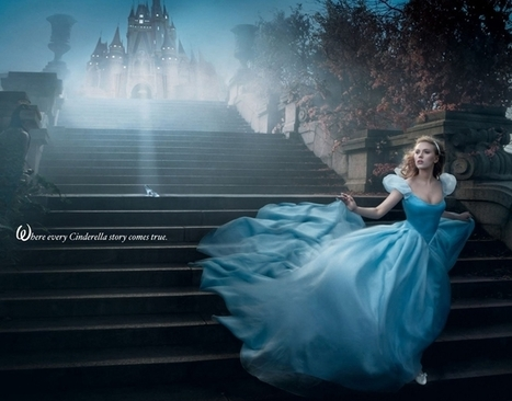 Disney Dream Portraits | Grand Pictures | Scoop.it