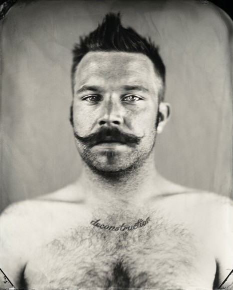Tintype Portraits | Keliy Anderson-Staley: Photography | BLACK AND WHITE | Scoop.it