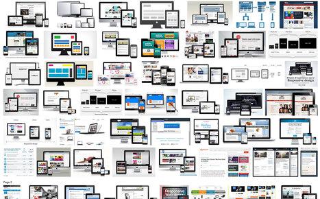 Responsive Web Design - Ethan MARCOTTE | Ergonomie web, design d'interface et écriture pour le web | Scoop.it