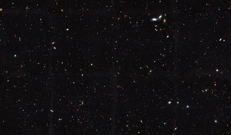 2 billones de galaxias | Universo y Física Cuántica | Scoop.it