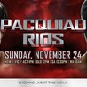 HBO TV SHOW##Many Pacquio vs Brandon Rios Live Streaming HBO PPV Boxing Online Fight on November 23