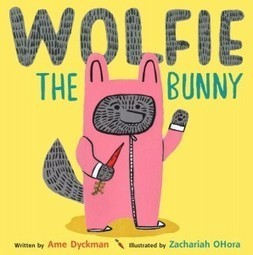 Wolfie the Bunny - The Horn Book | All Things Caldecott | Scoop.it