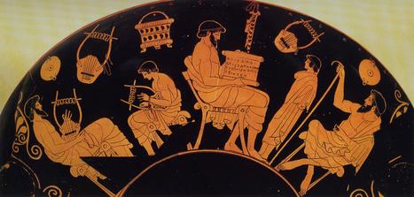 Léxico griego | EURICLEA | Scoop.it