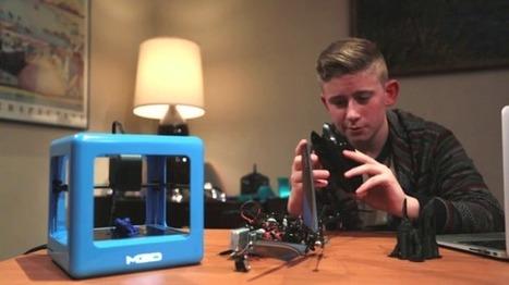 Micro : l'imprimante 3D à succès | Seniors | Scoop.it