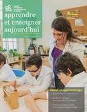 Apprendre et enseigner aujourd'hui, numéro 6 - Savoir et apprentissage   Tice... Enjeux , apprentissage et pédagogie   Scoop.it