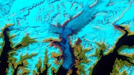 Klimawandel: Sonderbare Gletscherschmelze   txwikinger-news   Scoop.it