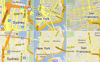 Google Maps: Designing the Modern Atlas - Core77 | Creativity and learning | Scoop.it