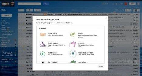 Streak – Utilisez Gmail comme CRM   DigitalBreak   Scoop.it