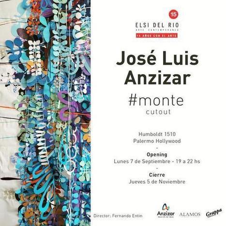 Jose Luis Anzizar on Twitter | ANZIZAR, Artista Visual Artist | Scoop.it