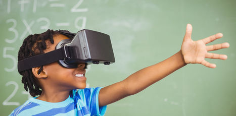 How virtual reality technology is changing the way students learn | Into the Driver's Seat | Scoop.it
