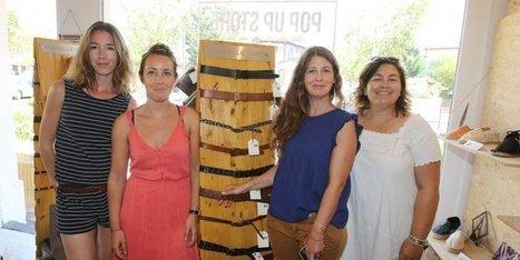 Le bel été des créateurs à la pop up store   Métiers, emplois et formations dans la filière cuir   Scoop.it