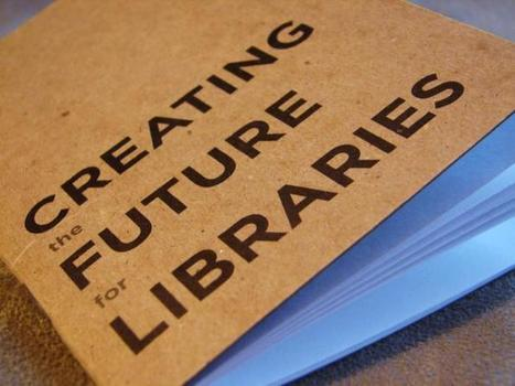 Modern library learning environments | Services to Schools | library trends and future roles | Scoop.it