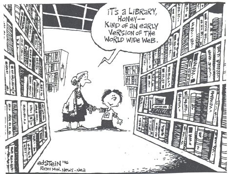 Libraries in the future? :Boyd County Public Library   innovative libraries   Scoop.it