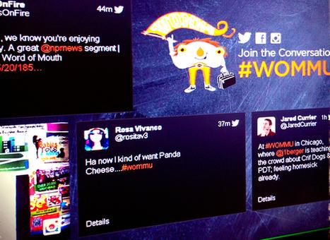 Promotion et animation d'un événement avec les réseaux sociaux | Du bon usage... ou du mauvais des bibliothèques numériques | Scoop.it
