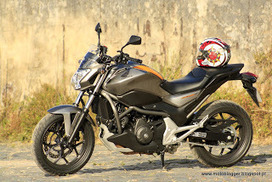MOTOBLOGGER: Honda NC700S DCT | Rogermotard | Scoop.it