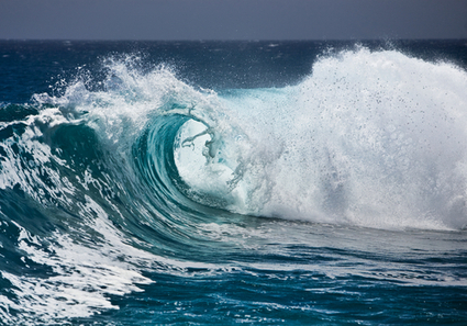 Can the Wave Energy Industry Produce - On A Large Scale? | The Energy Collective | Sustain Our Earth | Scoop.it