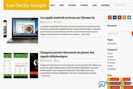 Le site du jour :  Les Outils Google : pour tout savoir sur les outils et services proposés par Google | À l'ère du 2.0 | Scoop.it