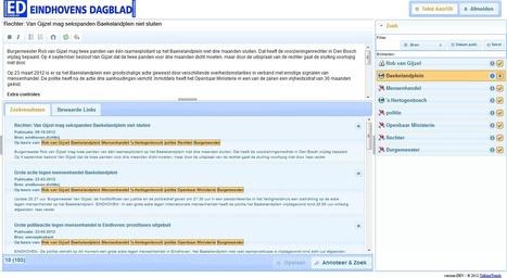SemBoard: Semantic Editor for Journalists | Open Sahara | Text analytics, text understanding | Scoop.it