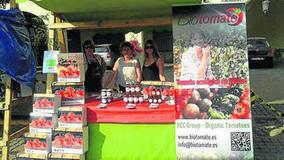 Biotomate prueba el cherry negro de cara al próximo año - El Almería | APETECEECOLÓGICO | Scoop.it