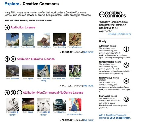 Easy guide to Creative Commons Attribution and additional resources | The Best of Web 2.0 for schools | Scoop.it