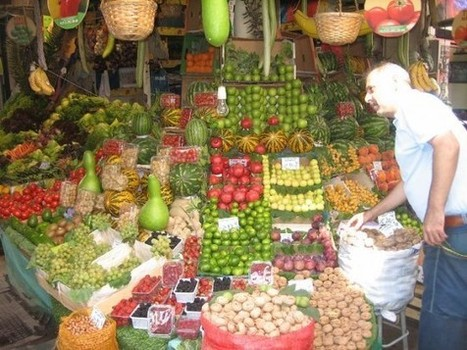 Beware: Peppers, Pears and Grapes From Turkey Are Most Toxic Produce In Europe, Study Finds   Life on Earth   Scoop.it