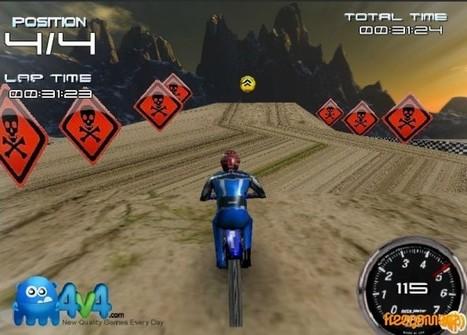 motocross 3 unblocked