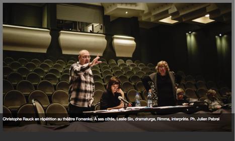 Molière sous  l'œil  de Moscou : Amphitryon, mise en scène Christophe Rauck   Revue de presse théâtre   Scoop.it