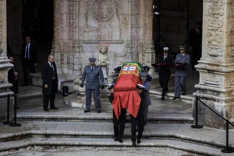 Mário Soares, o último dia de homenagens públicas [Fotogaleria] | Saif al Islam | Scoop.it
