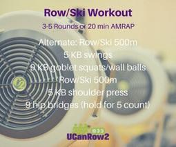 Workout  5-4-2016 | Indoor Rowing | Scoop.it