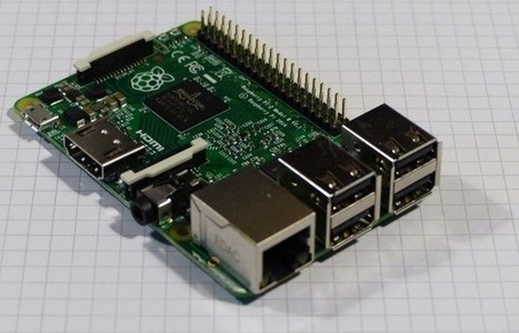 Introducing the Raspberry Pi 3 | Raspberry Pi | Scoop.it