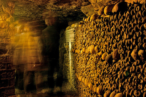 9 Creepy Things You Should Know About Paris' Underground City Of Death   iWebStreet   Knowledge And Entertainment   Scoop.it
