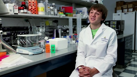 Meet The 15-Year-Old Who Is Changing How We Test For Cancer | Sustainable Intelligence | Scoop.it