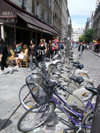 Vélo : la pratique du cyclisme bientôt facilitée à Paris | zegreenweb | RoBot cyclotourisme | Scoop.it