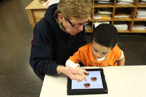 Op-Ed: iPads Transformed My Special Education Classroom | Elementary Special Education | Scoop.it