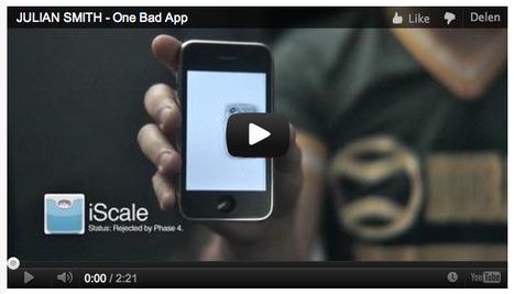 Julian Smith: Hilarious video over hoe Apple apps keurt | BlokBoek e-zine | Scoop.it