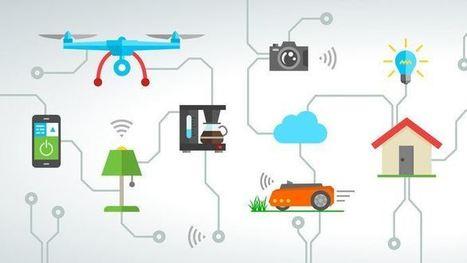 Technologies geek - Les réseaux freinent le développement des objets connectés en agriculture | Ag app | Scoop.it