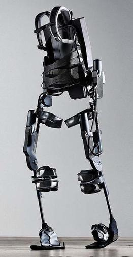 Ekso device helps the paralyzed walk at Good Shepherd   The Robot Times   Scoop.it