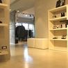 i pavimenti in resina nell'ambito della moda come soluzioni di design interior