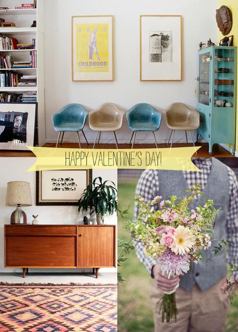 Happy Interior Blog: Happy Valentine's Day! | Aussiemandas Auspicious | Scoop.it