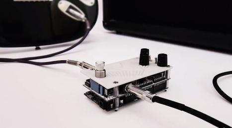 an opensource arduino guitar pedal raspberry. Black Bedroom Furniture Sets. Home Design Ideas