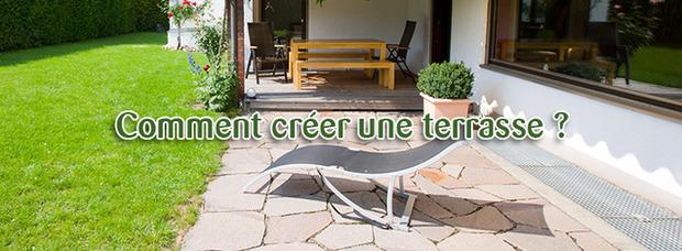 (BLOG) Comment créer une terrasse ?   La Revue de Technitoit   Scoop.it