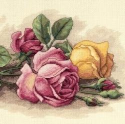 Floral Beaded Cross Stitch Kits | Crafts & DIY | Scoop.it