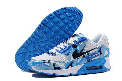 nike air max 90 blue' in nike sneaker store | Scoop.it