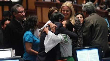 La Asamblea Legislativa de Ecuador aprueba la ley de Comunicación luego de casi cuatro años de debate | ANDES | Poder-En-Red | Scoop.it