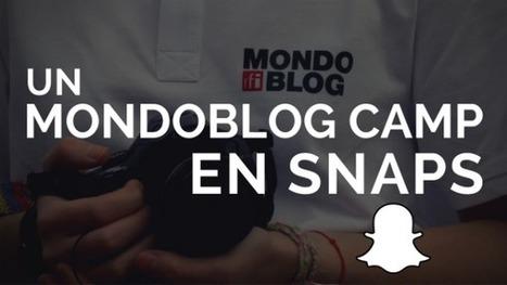Un Mondoblog Camp en Snaps – Pure Génération Z | Formation multimedia | Scoop.it