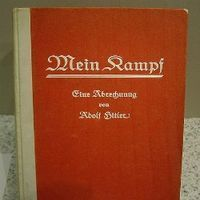 "Germany Publishes ""Mein Kampf"" Transcript 