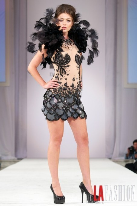 Style Fashion Week presents Louis Verdad and Dar Sara's 2013 Spring/Summer collections at the Vibiana! | THE LOS ANGELES FASHION | Best of the Los Angeles Fashion | Scoop.it